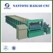 Acero de color que forma la máquina de la prensa / la hoja galvanizada del material para techos