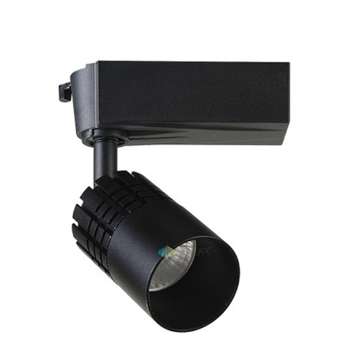 10w Black Track Heads Light Fixtures