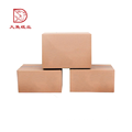 Bulk wholesale custom logo paper recycled shipping dry fruit packaging box