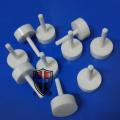 zirconia ceramic valve body pin snag