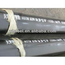api5l psl1 / 2 X70 tubo galvanizado corrugado precio de la tubería