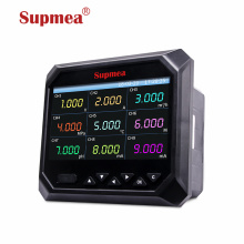18 channels universal input color paperless recorder  Multi-channel Smart paperless recorder