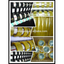 Brilhante e clara Carton Sealing fita