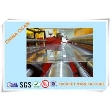 High Quality Rigid PVC Thin Hard Plastic Sheet