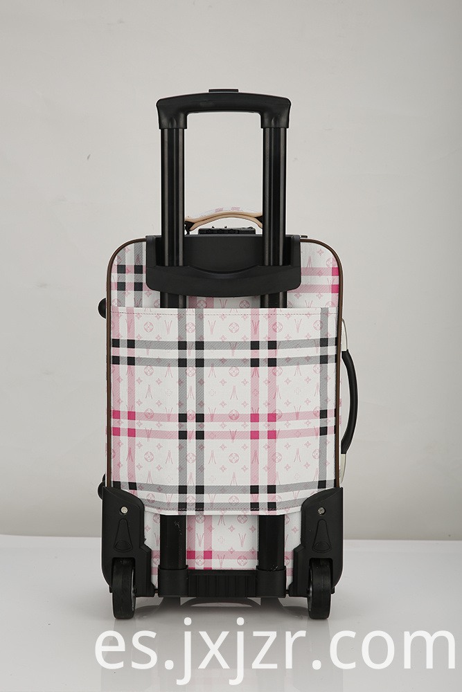 Women's Oxford Luggage Trolley