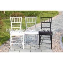 Melhor cadeira de jantar de plástico popular para eventos