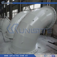 Tubería de acero de doble pared de alta presión para la draga (USC-6-008)