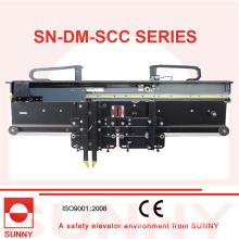 Selcom et Wittur Type d'ouverture Porte machine 2 Panneaux centrale avec Panasonic Inverter (SN-DM-SCC)