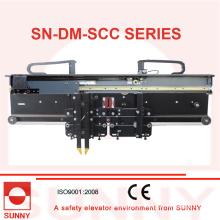 Selcom e Wittur Tipo Door Machine 2 Painéis Centrais Abertura com Inversor Panasonic (SN-DM-SCC)