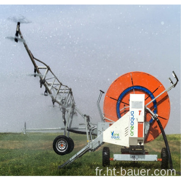 Nouvelle condition 65TX machine d'irrigation de bobine de tuyau