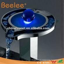 Robinet LED homologué CE Waterfal (LS03B)