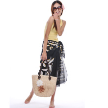 Flower Pattern Women Beach Sarong