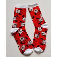 Прекрасный 3D Детский шаблон хлопчатобумажные носки