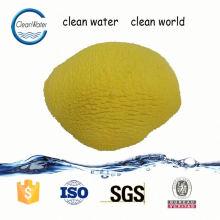 cleanwat Fabricação de Cloreto de Polialumínio de Alta Qualidade em Tratamento de Água Municipal