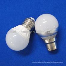 China Hersteller e27 Kandelaber LED-Lampe