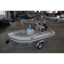 2013 3,6 m barcos infláveis de borracha com PVC