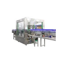 OPP Label attaching machine for edible oil bottle