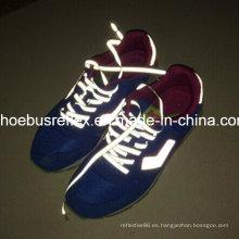 Banda reflectante zapatos