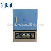 TBT-1700 1700 Alta precisión LAB Digital Display Horno de mufla eléctrico de alta temperatura
