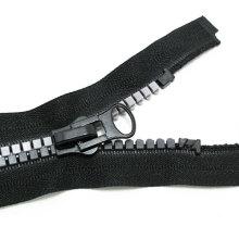 Wholesale High Quality Custom Bag Long Chain giant zipper resin plastic zipper