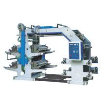 Máquina de impresión flexográfica de seis colores 6800