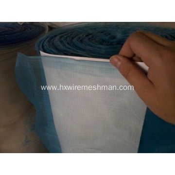 Woven Plastic Mesh for Industrial Textiles