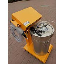 Máquina de pulverización de polvo de alta calidad