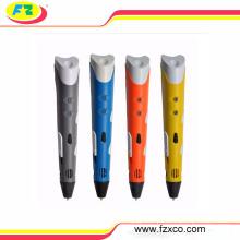 3D Plastic Printer Pen Drawing, 3D Printing Pen Kids