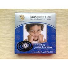 China Moskito-Spule Moskito-Spule rauchlose Moskito-Spule