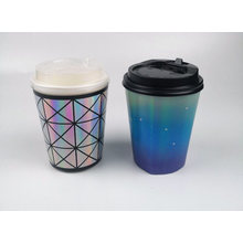 Hot Sale Paper Coffee Cup Sleeves with Custom Logo