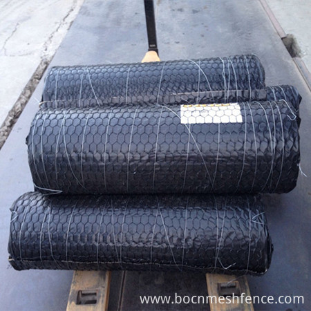 hexagonal wire netting packing