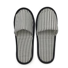 Folding travelling slippers for man