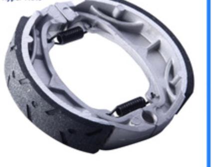 motocycle brake shoe2