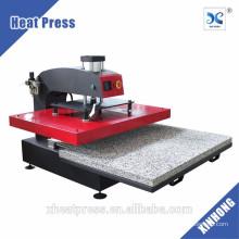 FJXHB5 Large Format pneumatic heat press machine t-shirt 500x700