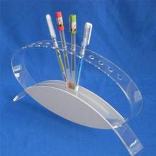 Einzelhandel Acryl Display Halter für Stift, Pop Acryl Display Stand