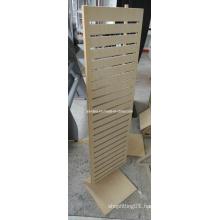 Stainless Steel & Metal & Wooden & Acrylic Belt Display Rack Stand