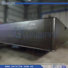Suelo de pontón de acero para dragado y construcción marina (USA-1-006)