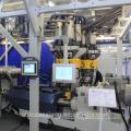 Ruian de alta velocidad de cinco capas coextrusión película PE que sopla la máquina