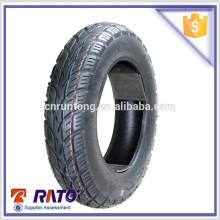Boa classificação de pneu de moto sólido de alta qualidade 3.50-10 atacado