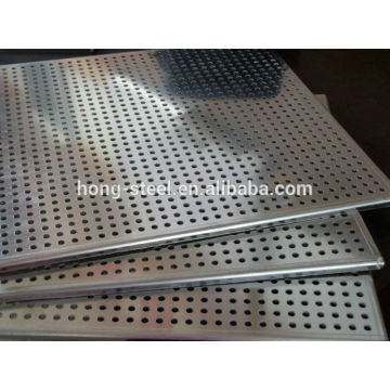 Stainless Steel Punching / Stainless Steel Perforated Sheet
