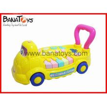 baby organ car with music musical instrument toy