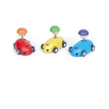 Hölzernes Celerity bewegliches Spielzeugauto