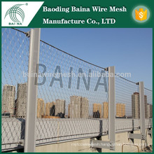 New Arrival X-tend Flexible Stainless Steel Cable Rope Mesh Manufacturer