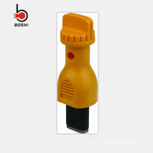 2016 New Design Hot Sale Electrical Hole Lockout ,with rubber stopple for lockout tagout