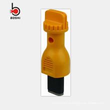 2016 New Design Hot Sale bloqueio de furo elétrico, com paralisação de borracha para rotulação de bloqueio