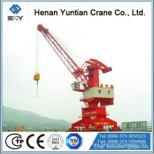 High Working Efficiency Level Luffing Crane, Portal Crane