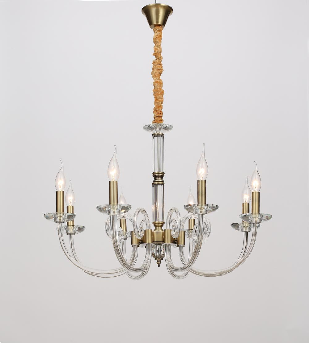 Chandelier and Pendant Set