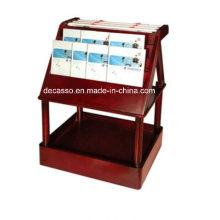 Jornal de luxo e porta-revistas (DM22)