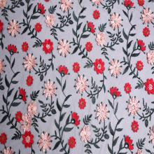 3D многоцветная блестка вышивка ткань для женщины платье