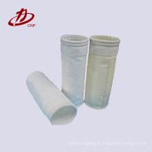 A agulha de alta temperatura do nomex do coletor de poeira da recolocação sentiu o saco de filtro